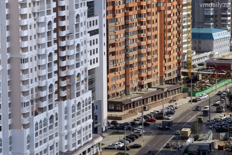 Объем предложения жилья в ТиНАО вырос в 1 квартале