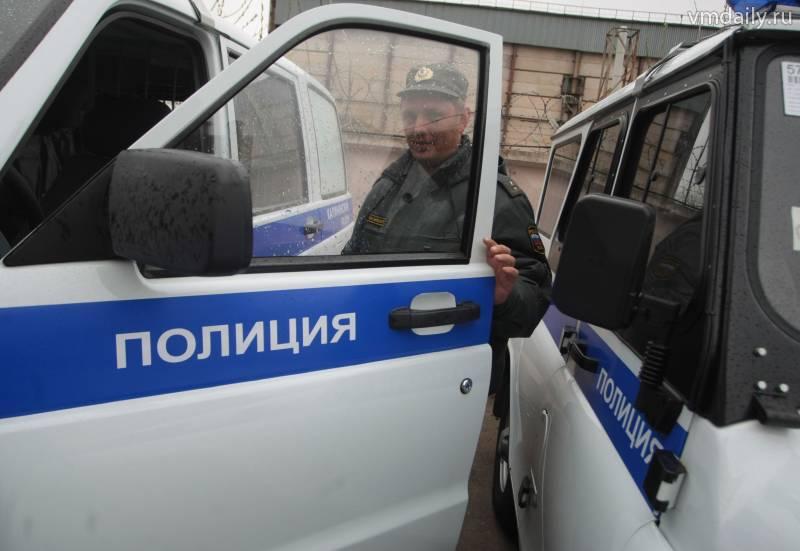 Полиция Москвы пришла на новые территории