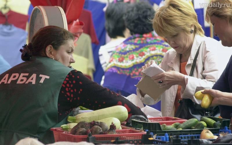Некоторым фермерам Новой Москвы придется заплатить за аренду торговой палатки