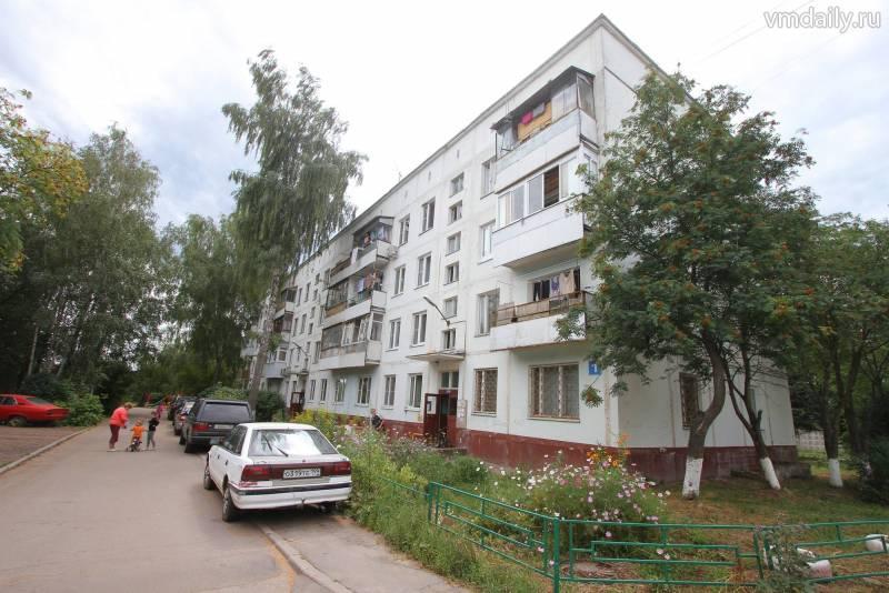 В поселке Крекшино появится три новых дома
