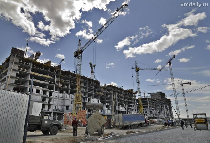 Упор будет сделан на малоэтажное строительство