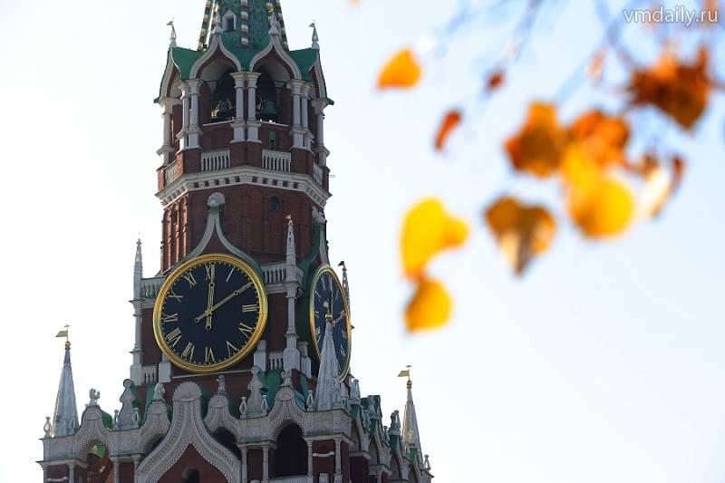 Москва формулирует свое будущее