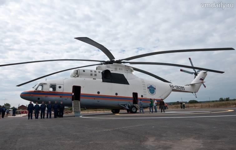 В ТиНАО выделили землю под вертолетодромы