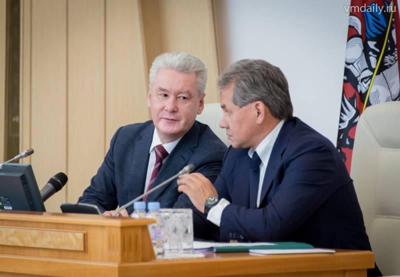 Столица и Подмосковье ведут конструктивный диалог