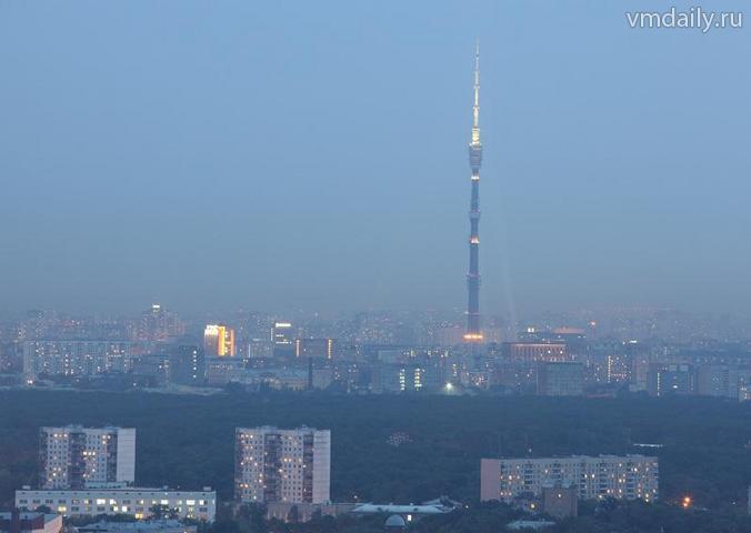 В Москве появится вторая телебашня