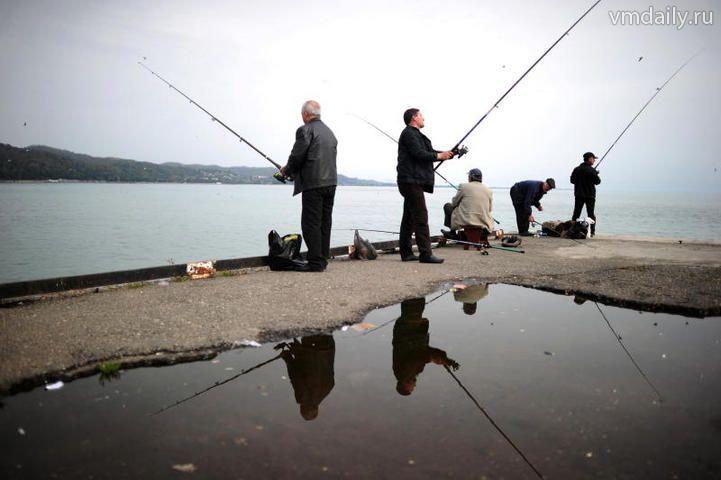 Все права рыбака