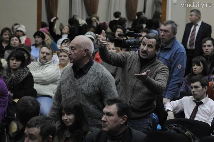Две тысячи предложений поступило от жителей Московского по итогам публичных слушаний в Новой Москве