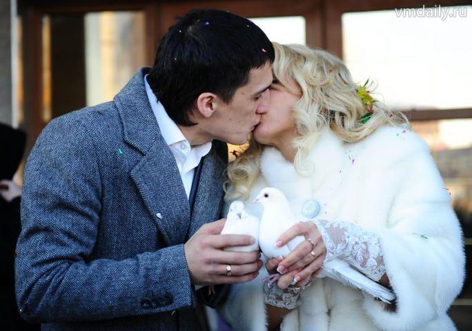 Город Московский готов к свадьбам