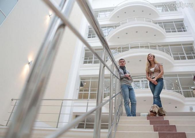 МГУ открывает новый юридический корпус