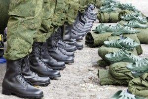 """В части соберутся будущие призывники, их родители и учащиеся кадетских школ. Фото: """"Вечерняя Москва"""""""