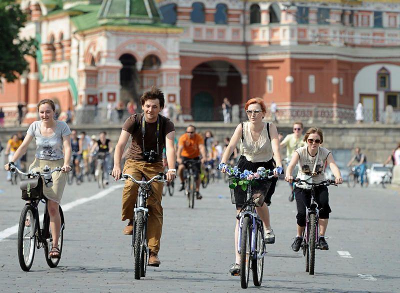 Перекличка. Дорожки, прокат, велодром: округа столицы готовятся к велосезону