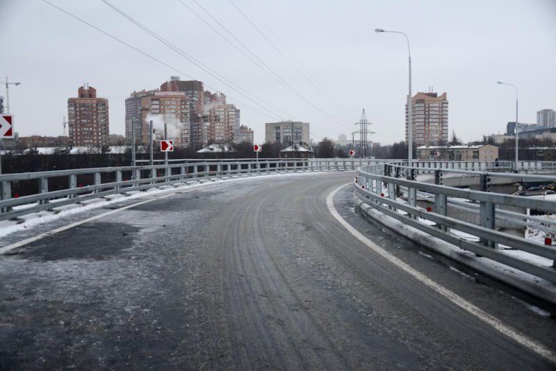 В Новой Москве в этом году построят более 114 километров дорог