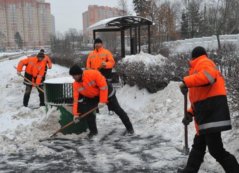 Ожидание весны: власти готовятся к большому городскому субботнику