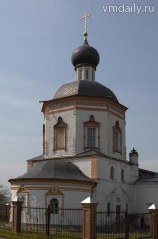 Село Красное — последний престол имеретинского царя