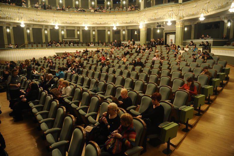 В поселении Рязановское началась театральная неделя