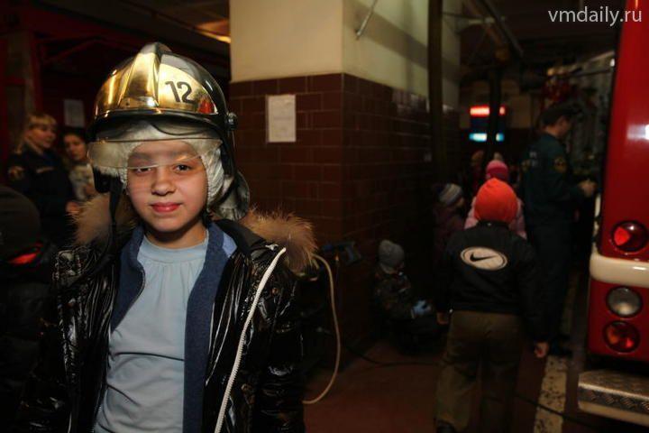 Юные пожарники выявили лучшего