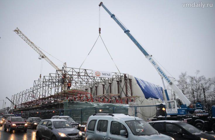 На реконструкцию дорожной сети потратят 123 миллиарда рублей