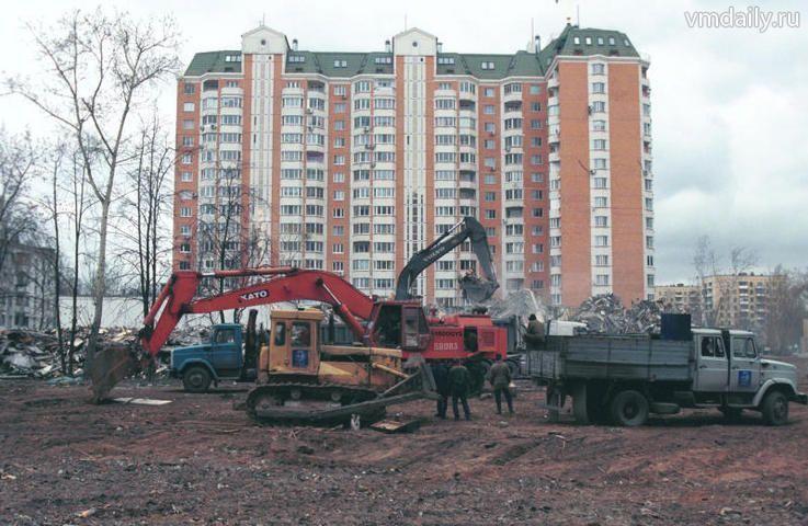 Жителей аварийных домов в ТиНАО предложили переселять в пределах округов