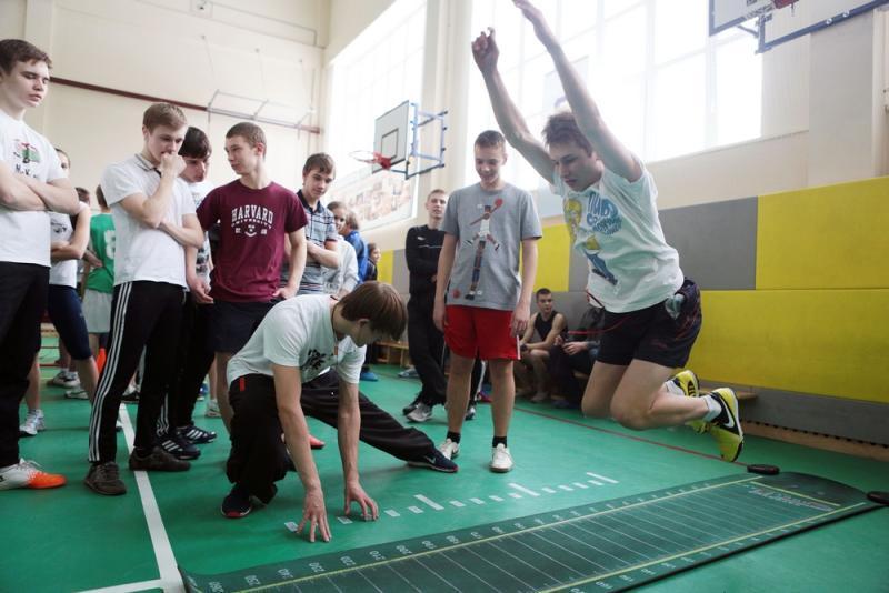 Спортшколу ждет ремонт