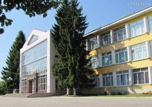 Школа в Краснопахорском: вся из стекла и бетона.
