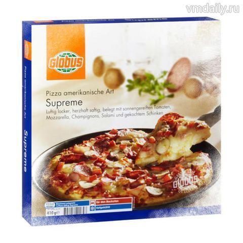 Немецкая пицца может быть опасна