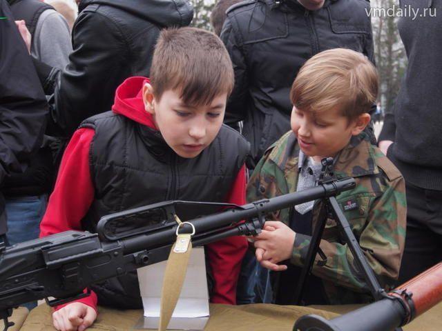 Школьники поселения Роговское посетили Генеральный штаб Вооруженных Сил России