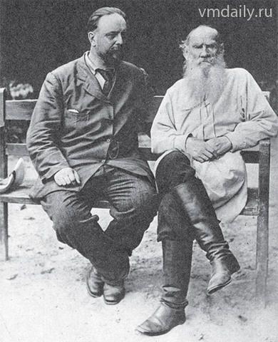 Лев Толстой благодарил Бога за то, что тот дал ему такого друга