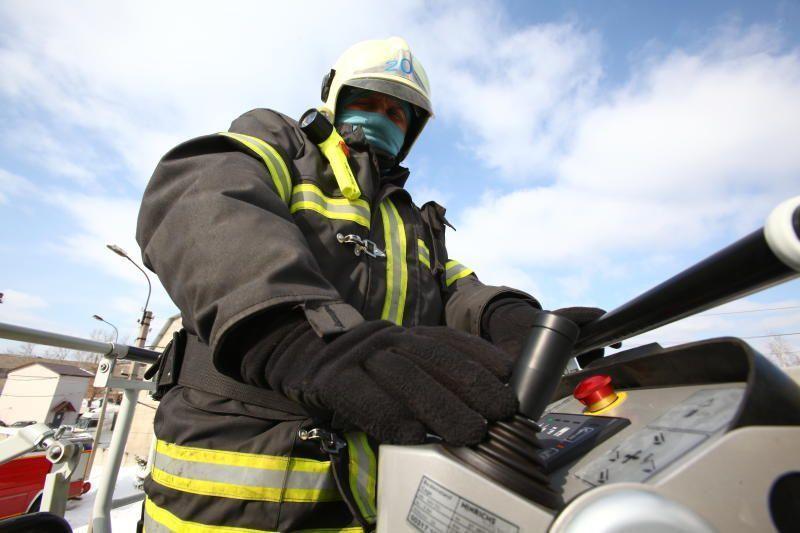 Спасатели напоминают о правилах пожарной безопасности
