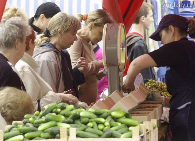 В ТиНАО открылось 10 ярмарок выходного дня