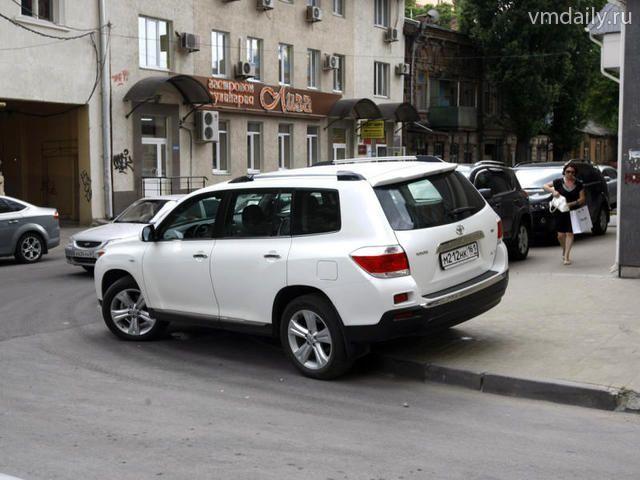 На стоянках  Новой Москвы за два года  создано около 2,5 тысяч мест
