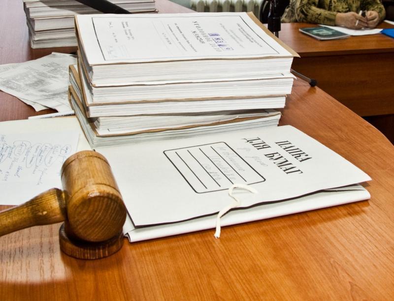 Прокуратура Новомосковского округа утвердила обвинительное заключение по делу бывшего директора