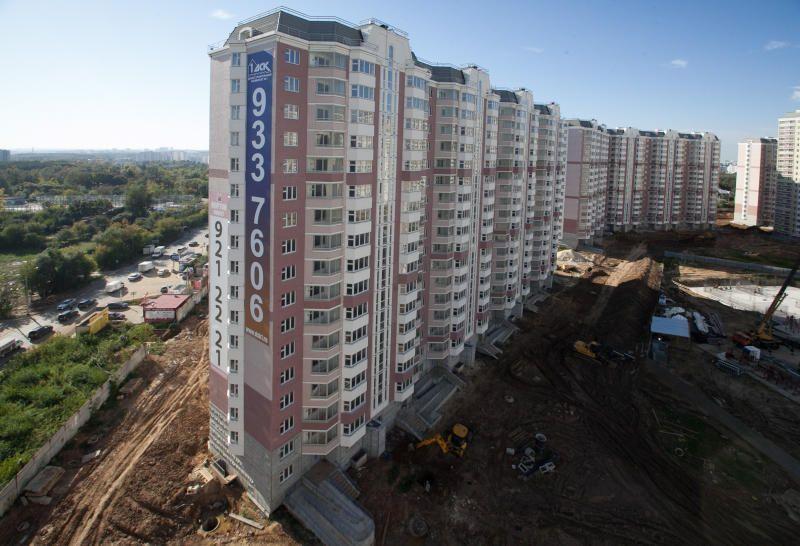 В деловом центре с поселении Сосенское построят стометровые высотки