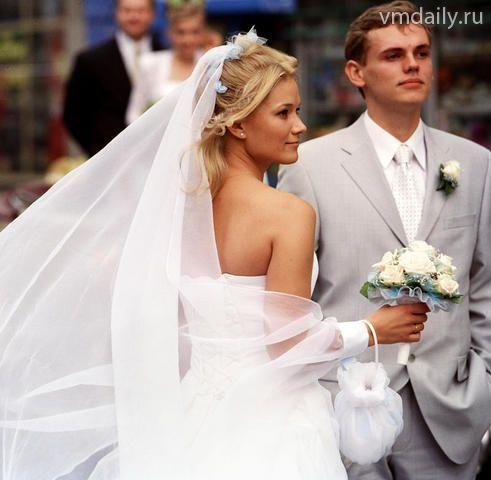 Дату свадьбы можно заказать