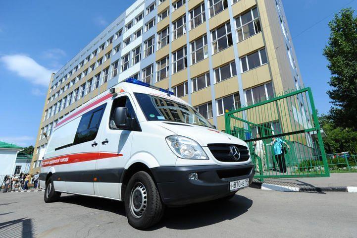 Поликлинику в Первомайском достроят к концу 2019 года