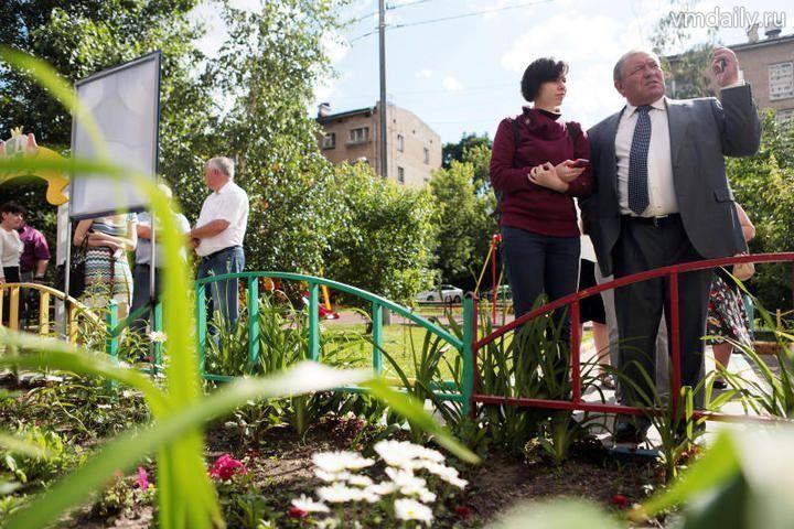 Глава управы Бирюлево Западное: Люди видят, как меняются их дворы