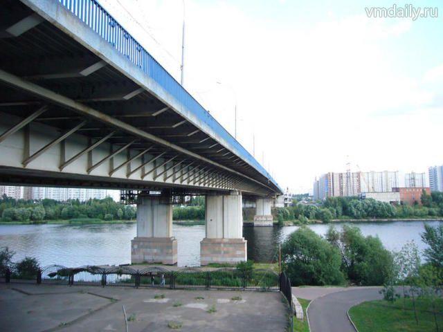 Мосты начали ремонтировать