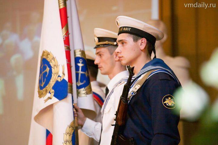 Пучковские моряки отметили день части