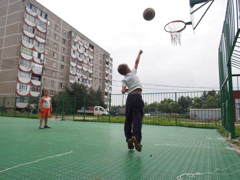 Площадки: детям и взрослым