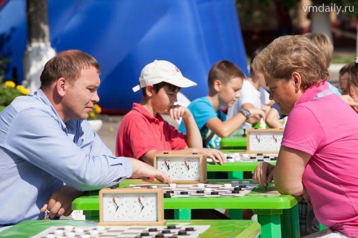 В Троицке сыграли в быстрые шахматы