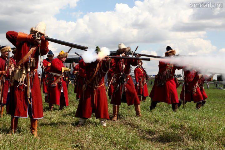 Рязановское: на 400 лет назад