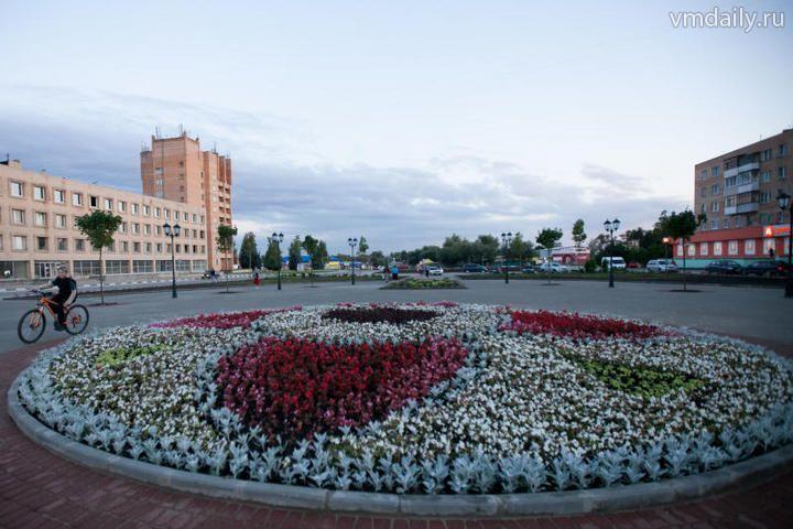 Центральная площадь Новофедоровского преобразилась