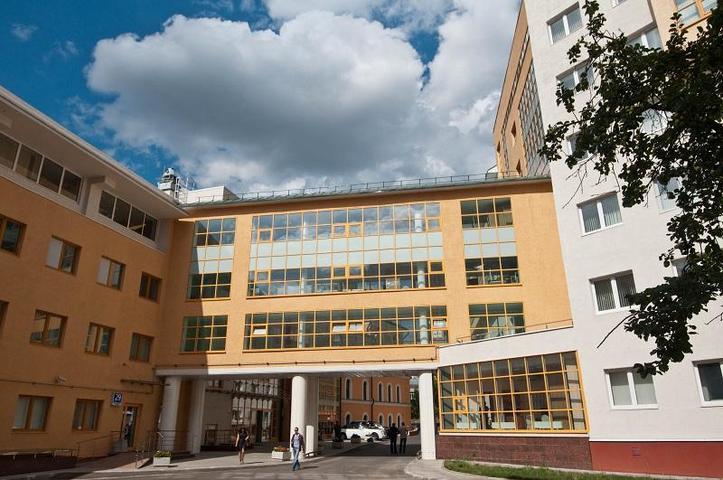 Больница из модулей