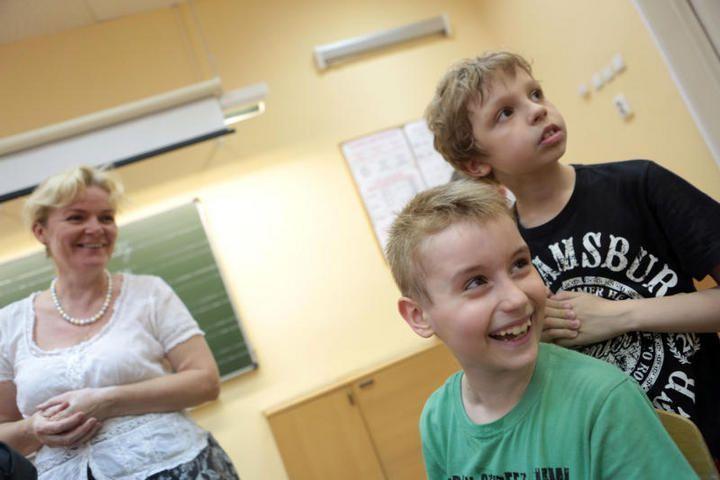 Троицкая православная школа переехала: появились просторные классы