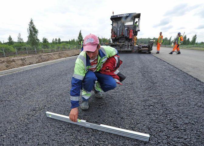 В поселении Краснопахорское отремонтируют 11 дорог в 2015 году