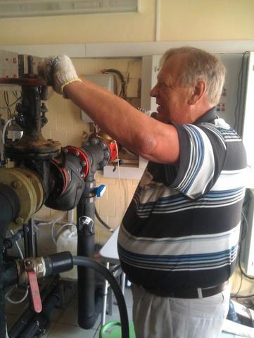 Фильтр, очищающий воду от всех известных токсинов, уже используется