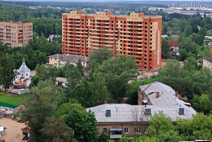 В деревне Николо-Хованское могут построить жилой комплекс