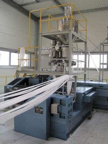 Построен завод нетканых материалов