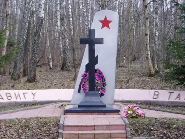 Откроют два памятника