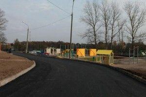 Новая дорога в Рогове — показательный пример.