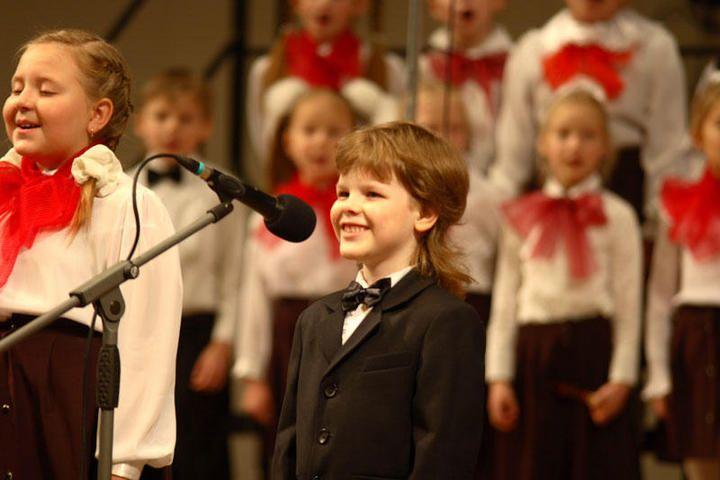 Жюри выбрало лучших певцов Троицкого округа